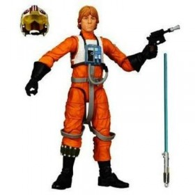 Star Wars The Black Series Luke Skywalker X-Wing